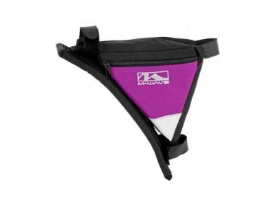 Сумка под раму угловая M-Wave розовый (A-SP-0088)